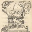 JOHANNES DRYANDER (ca. 1500-1560). Anatomiae. Marburg: Apud Eucharium Ceruicornum, 1537. Dryander (also known as Eichmann), professor of surgery at Marburg, was a friend of Vesalius and among the first anatomists […]