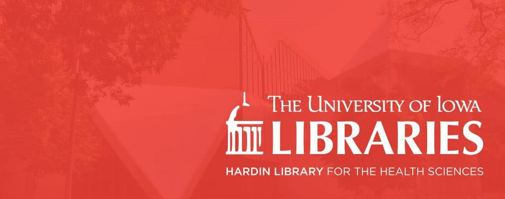 graphic Hardin Library