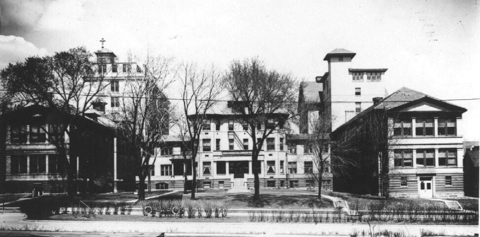 image old hospital