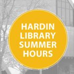 picture with hours see https://www.lib.uiowa.edu/hardin/contact/ for hours