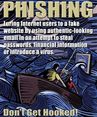 explanation of phishing