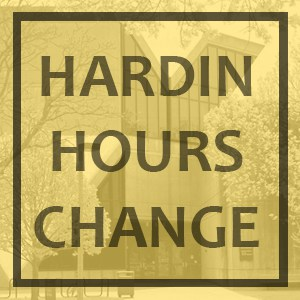 box that says hours change
