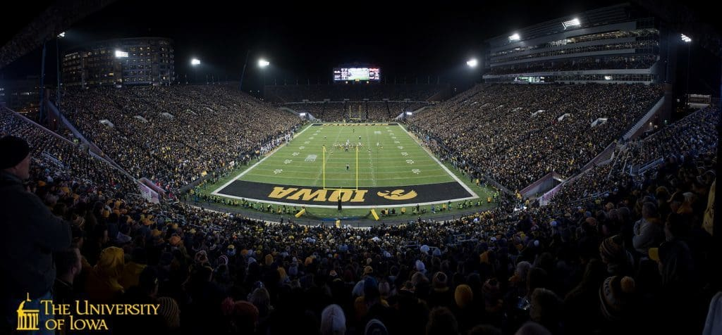 picture of Kinnick stadium