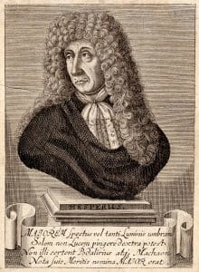 images of Johann Daniel Major