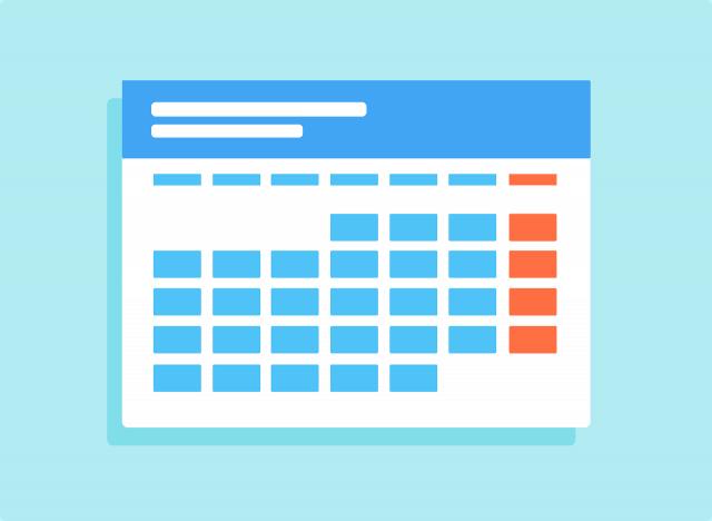 image of calendar online by JuralMin @pixabay