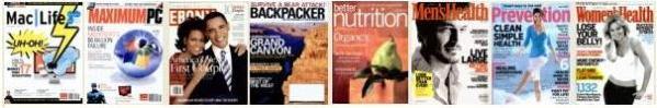 Google Books - Magazines