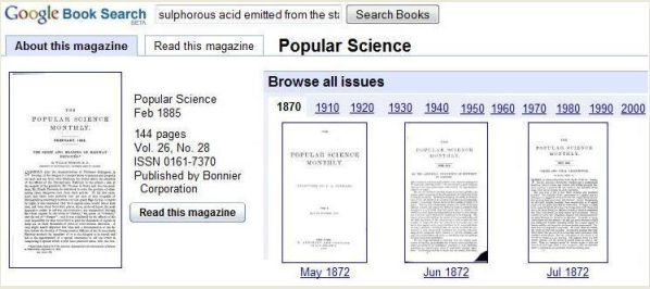 Google Books Magazines Journals Seeing The Picture
