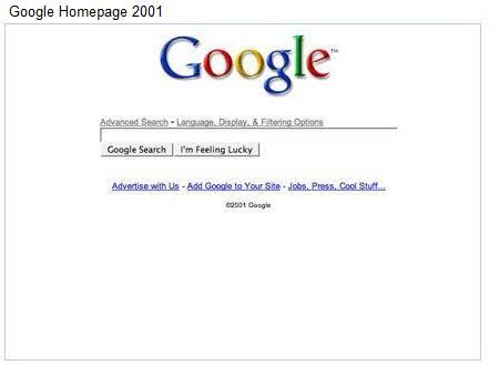 google home page design. the google simple design revolution home page t
