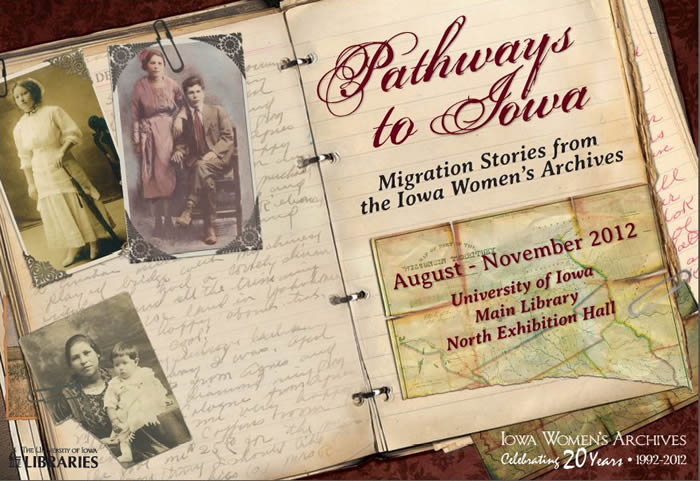 Pathways to Iowa - Migration Stories from the IWA