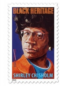 Chisholm stamp
