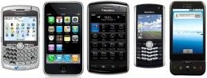 Image of Smart Phones
