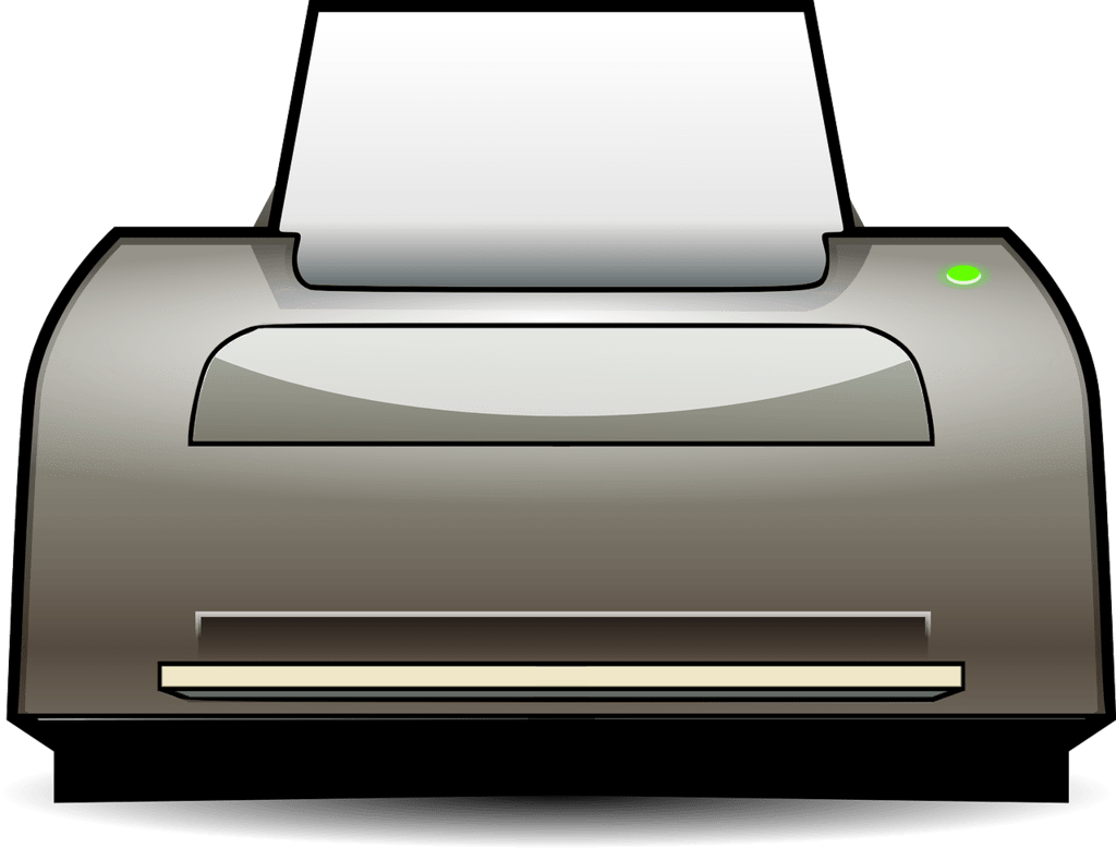 Picture Of A Printer
