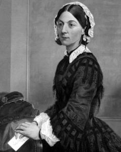 image of Florence Nightingale