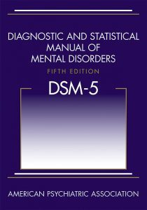 picture of cover of DSM 5 book