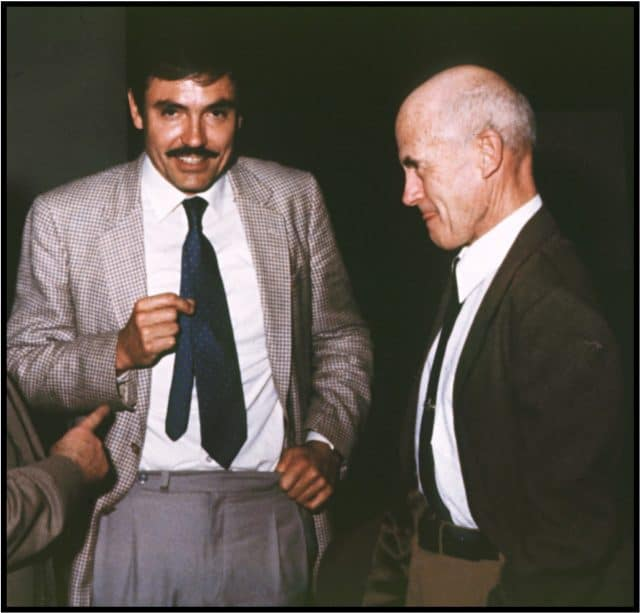 image of 2 white men in suits