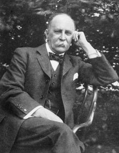 image of William Osler, white man