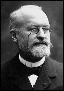 Dr Laveran; man with spectacles and high color