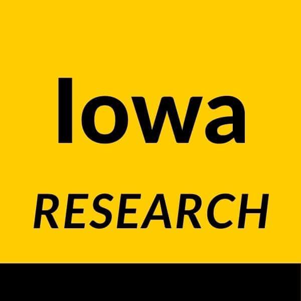 says Iowa Research