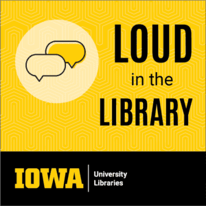 LOUD in the LIBRARY podcast