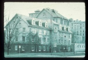 Stuit Hall, 1970s (Old Music Building)