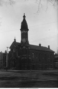 unity hall, 1900s