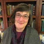 Headshot of Dr. Marian Wilson Kimber