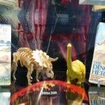 Halloween Dinosaur Display - Third Shelf