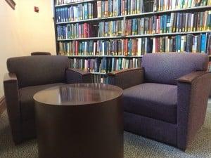 #7 Quiet study spaces! Shhhh...