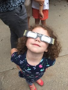 Eclipse glasses