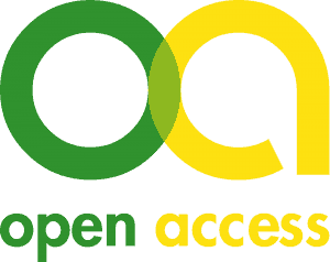green open access logo