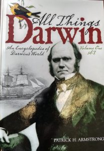 Image of the book cover All Things Darwin