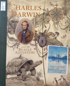 Image of book cover Charles Darwin and the Beagle Adventure