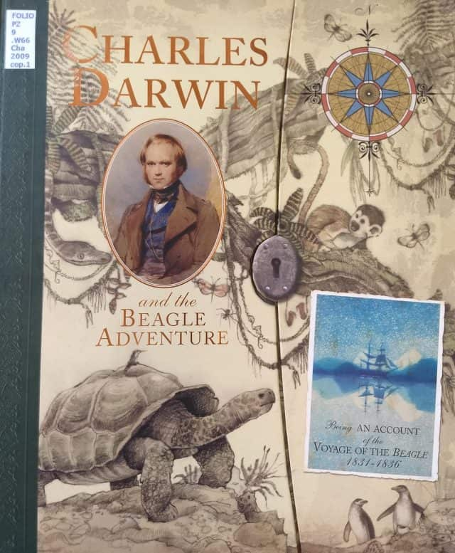 Image of Charles Darwin and the Beagle Adventure book cover