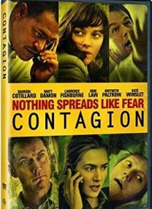 Image of movie cover Contagion