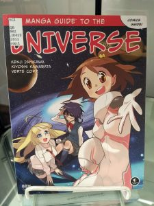Picture of book Manga Guide to the Universe