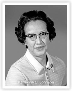 Image of Katherine Johnson