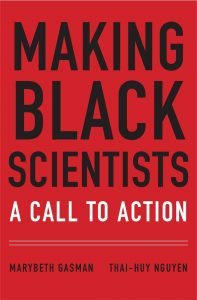 Cover image of Making Black Scientists
