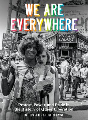 Cover image of We are everywhere