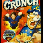 Box of Captain Crunch