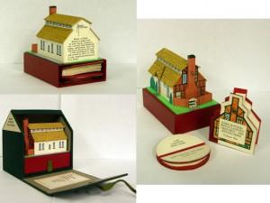 Miniature Dard Hunter Paper Mill