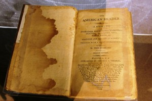The American Reader Title Page