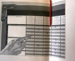 Image of voting machine