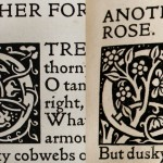 William Morris initial