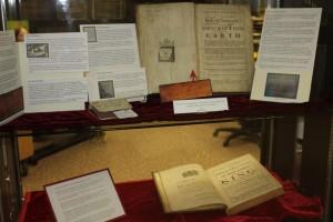 Book History Class Exhibit