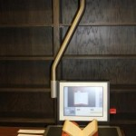 Reading room scanner
