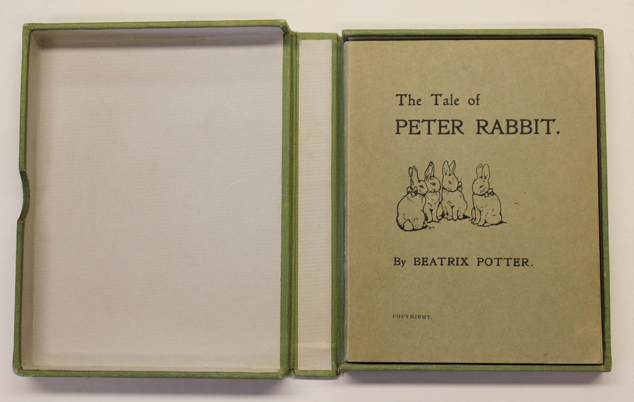 The tale of peter rabbit simple english wikipedia, the free.