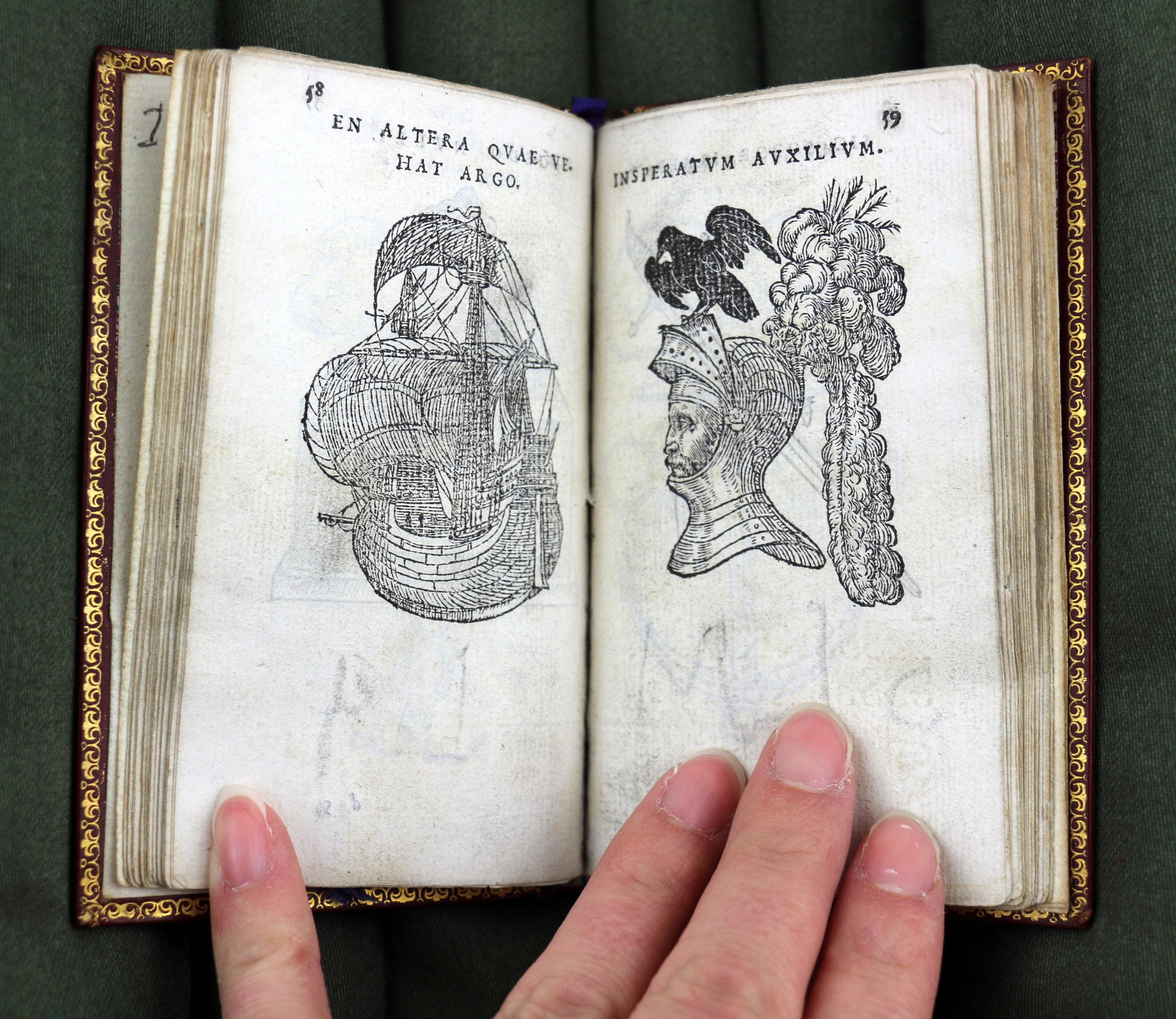 Emblem Book Images