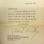 Calvin Coolidge signature