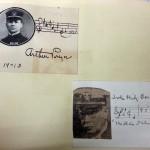 Pryor and Sousa signatures