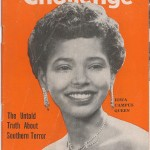 Cover of New Challenge with image of Dora Lee Martin